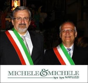 Michele & Michele bye bye Natuzzi 01
