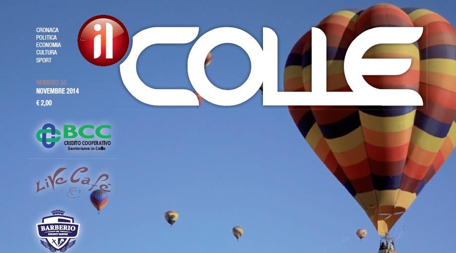 """ECCO """"IL COLLE"""" DI NOVEMBRE"""
