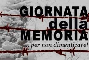 """OGGI """"GIORNO DELLA MEMORIA"""" PER NON DIMENTICARE"""