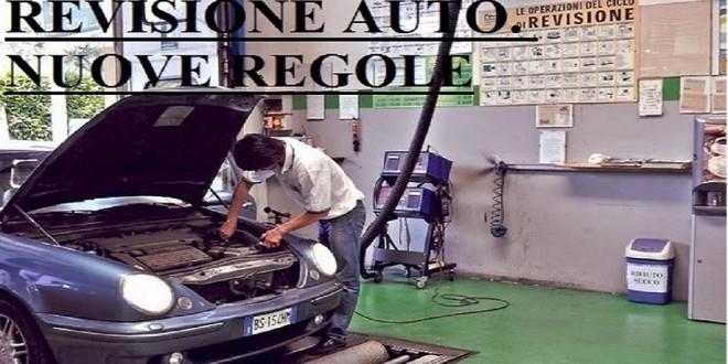 NUOVE NORME PER LA REVISIONE AUTO