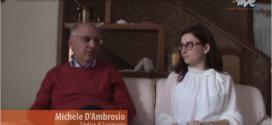 D'AMBROSIO E L'INTERVISTATRICE (CHE CI CASCA)