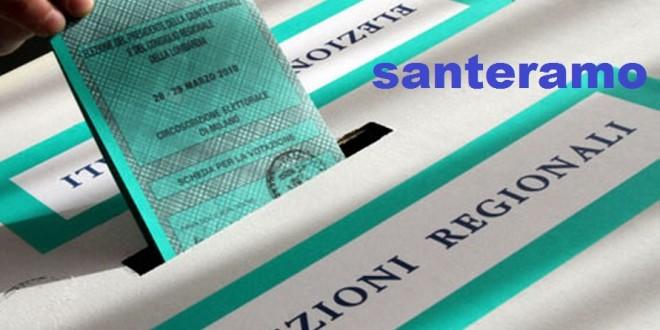 REGIONALI: I RISULTATI DI SANTERAMO