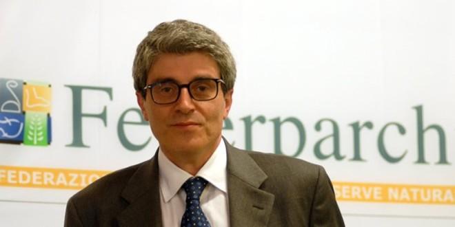 CESARE VERONICO CONFERMATO NEL DIRETTIVO DI FEDERPARCHI