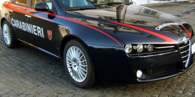 SANTERAMO: AVEVA NELL'AUTO 1 KG DI HASHISH. ALBANESE ARRESTATO.