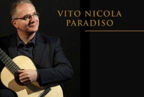 VITO NICOLA PARADISO IN CONCERTO AL TEATRO MERCADANTE