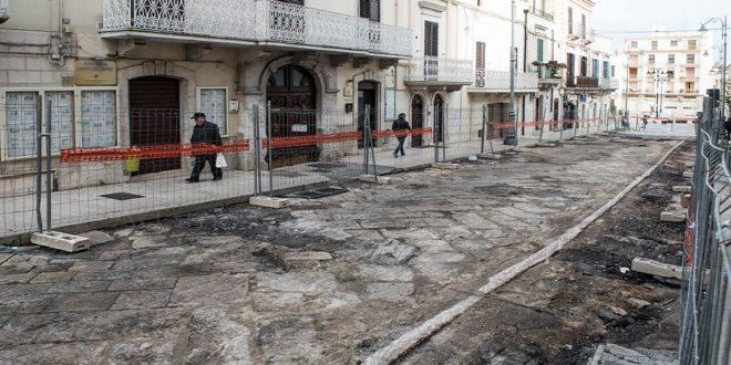 QUALE DESTINO PER LE CHIANCHE DI VIA ROMA?