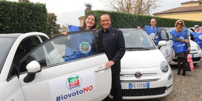 FORZA ITALIA: LE RAGIONI DEL NO AL REFERENDUM