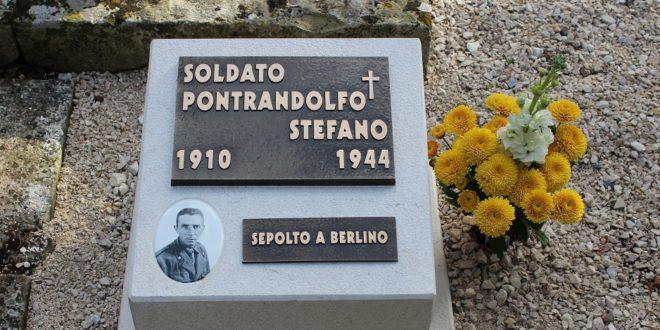 """IL SOLDATO STEFANO E' """"RITORNATO"""" A CASA"""