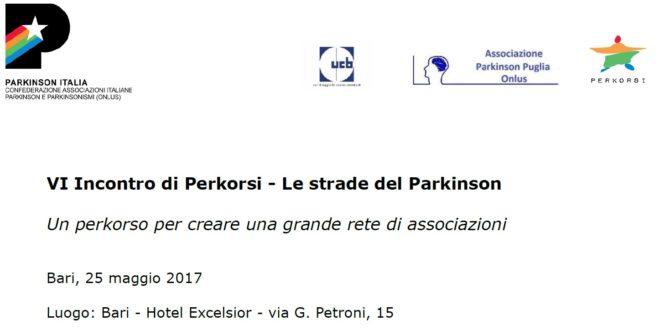 LE STRADE DEL PARKINSON