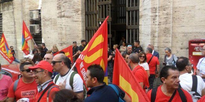 SIAMO GIUNTI A QUOTA 37 REINTEGRATI IN NATUZZI SPA