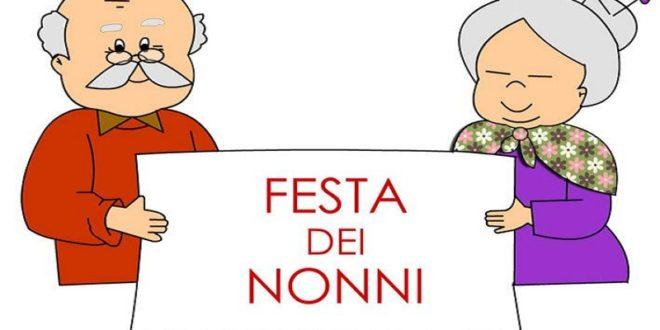 SABATO 14 FESTA DEI NONNI E NON SOLO