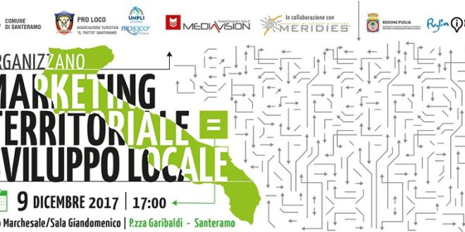 MARKETING TERRITORIALE = SVILUPPO LOCALE