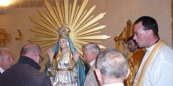 """DOMANI LA MADONNA DI PICCIANO RITORNA A """"CASA"""""""