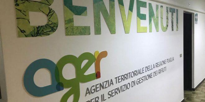 SODDISFAZIONE DELL'AGER PER L'AVVIO DELLA RACCOLTA DIFFERENZIATA