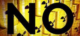 DEPOSITI NUCLEARI: PRIMO SERIO IMPEGNO PER L'ON. ANGIOLA