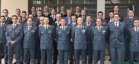 GUARDIA DI FINANZA: VISITA DEL COMANDANTE REGIONALE PUGLIA GENERALE DI DIVISIONE VITO AUGELLI ALLA TENENZA DI GIOIA DEL COLLE.