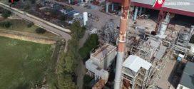 GIOIA DEL COLLE: SMALTIVANO MATERIALE TOSSICO PER PRODURRE ENERGIA ELETTRICA