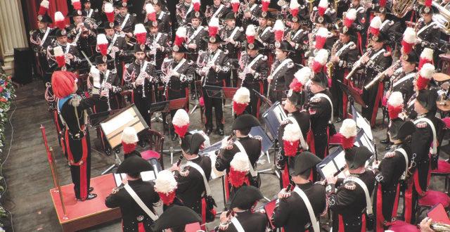 Bari, 16 giugno 2019 si concludono le celebrazioni del 205° Anniversario della Fondazione dell'Arma dei Carabinieri.