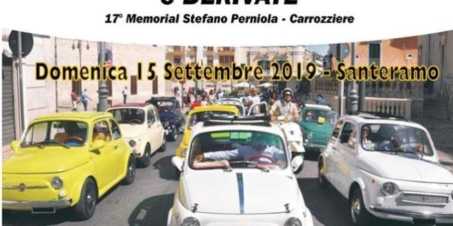 DOMENICA 15 SETTEMBRE  XXIV RADUNO FIAT 500 e DERIVATE