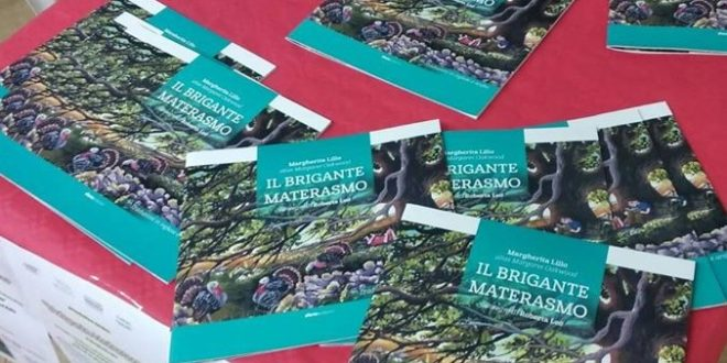 """IL BRIGANTE MATERASMO DI MARGHERITA LILLO AFFASCINA """"PIAZZA GRANDE"""""""