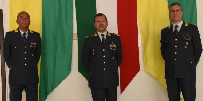 GUARDIA DI FINANZA: CAMBIO AL VERTICE DEL  GRUPPO BARI.