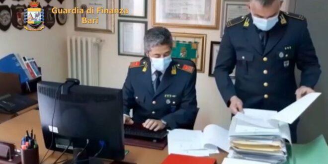 GUARDIA DI FINANZA: TRUFFA E INDEBITE PERCEZIONI PER OLTRE 61 MILA €.
