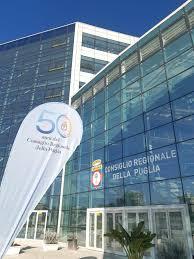 REGIONE PUGLIA MANOVRA DI BILANCIO 2021 PRIMA COMMISSIONE I PROVVEDIMENTI