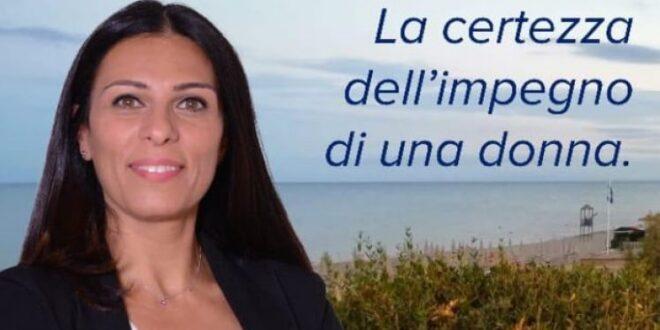 DORIANA GIOVE DIRIGENTE REGIONALE DI FORZA ITALIA