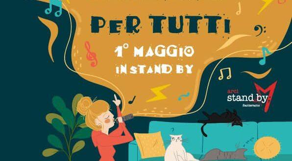 1° MAGGIO IN STAND BY: IL LAVORO DA CASA NON E' PER TUTTI
