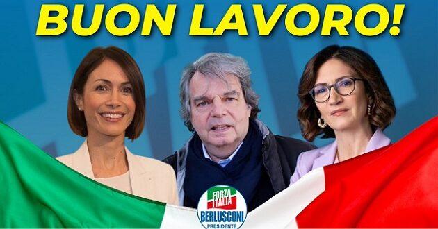 ELEZIONI 2022: FORZA ITALIA ACCENDE I MOTORI
