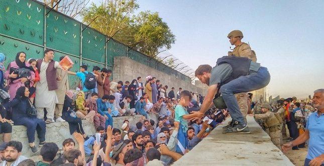 """DRAMMA AFGHANISTAN: IL COMUNE DI SANTERAMO DICA """"PRESENTE!"""""""